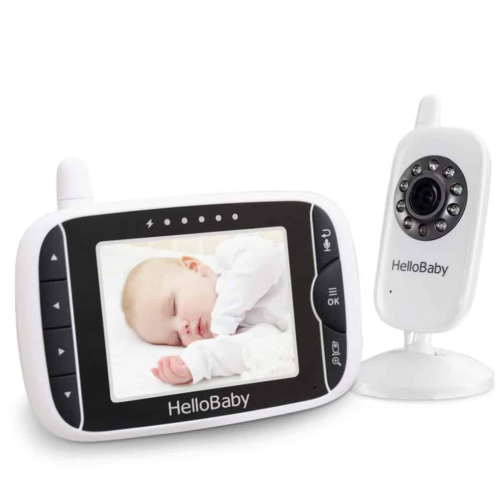 Top brands for baby monitors in India
