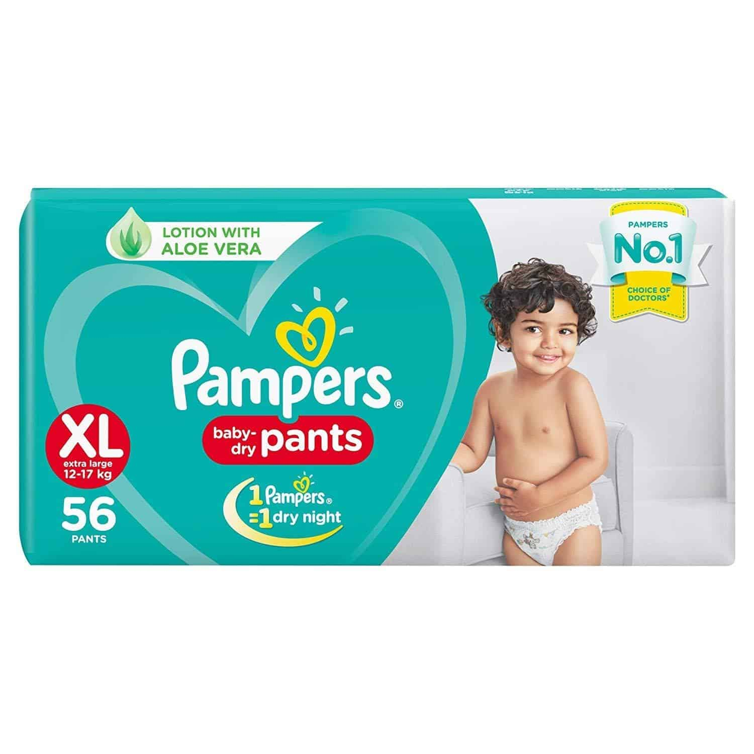 safe baby diapers in India