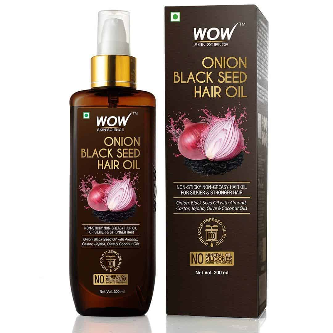hair oil for hair growth and thickness