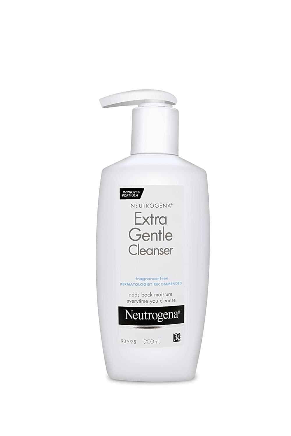 best facewash in india for dry skin