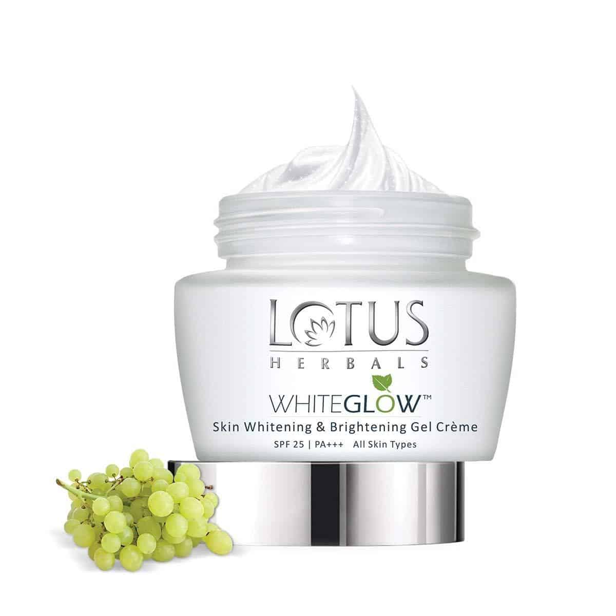 top whitening cream for the face