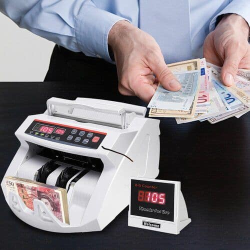 top cash counting machines