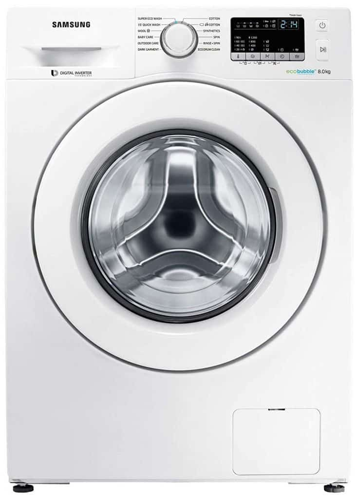 Best front loading washing machines in India prices