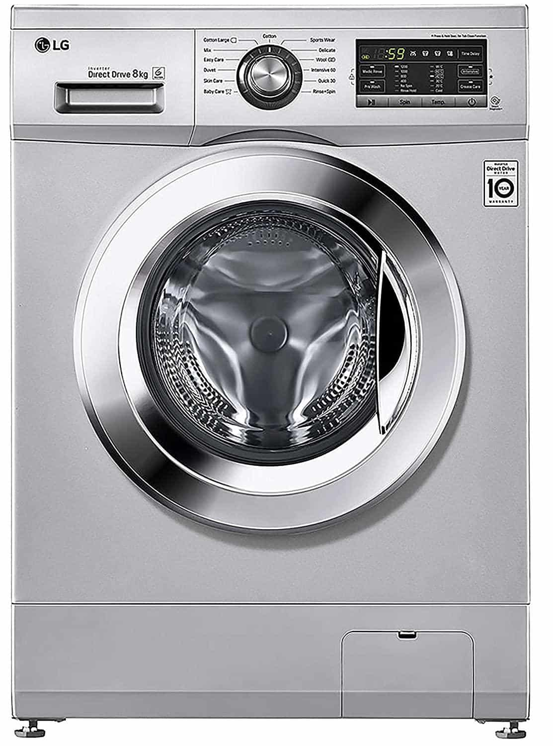 front loading washing machines in India