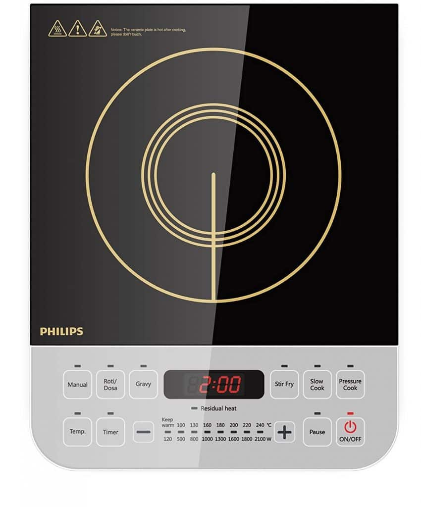 Best induction cooktop in India
