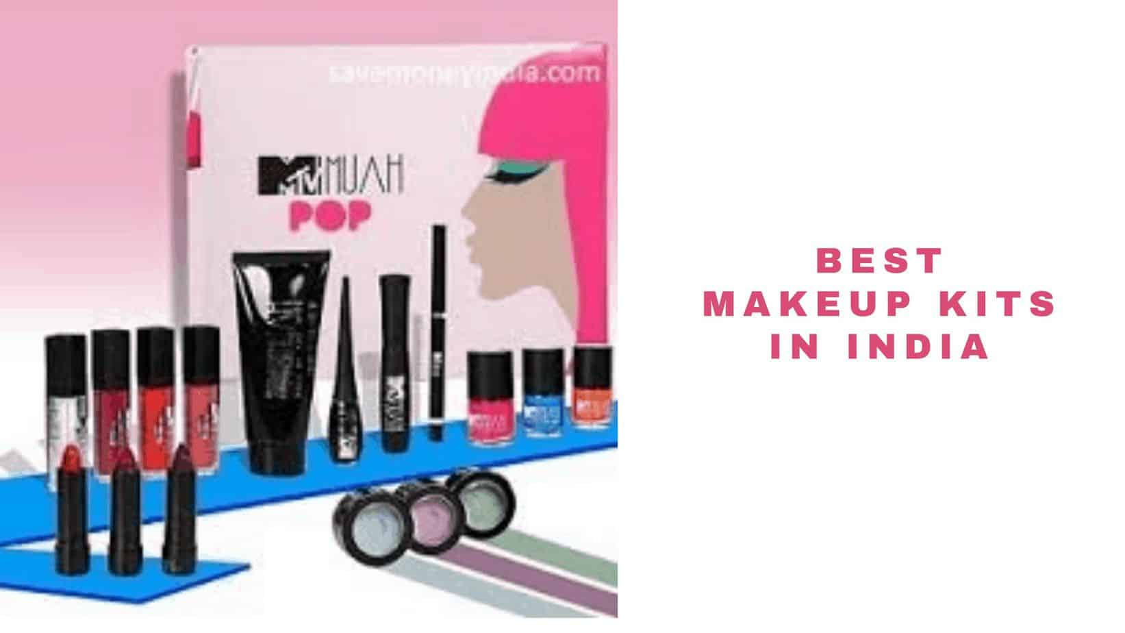 best makeup kits in india