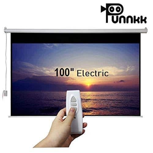 top projector screens in India