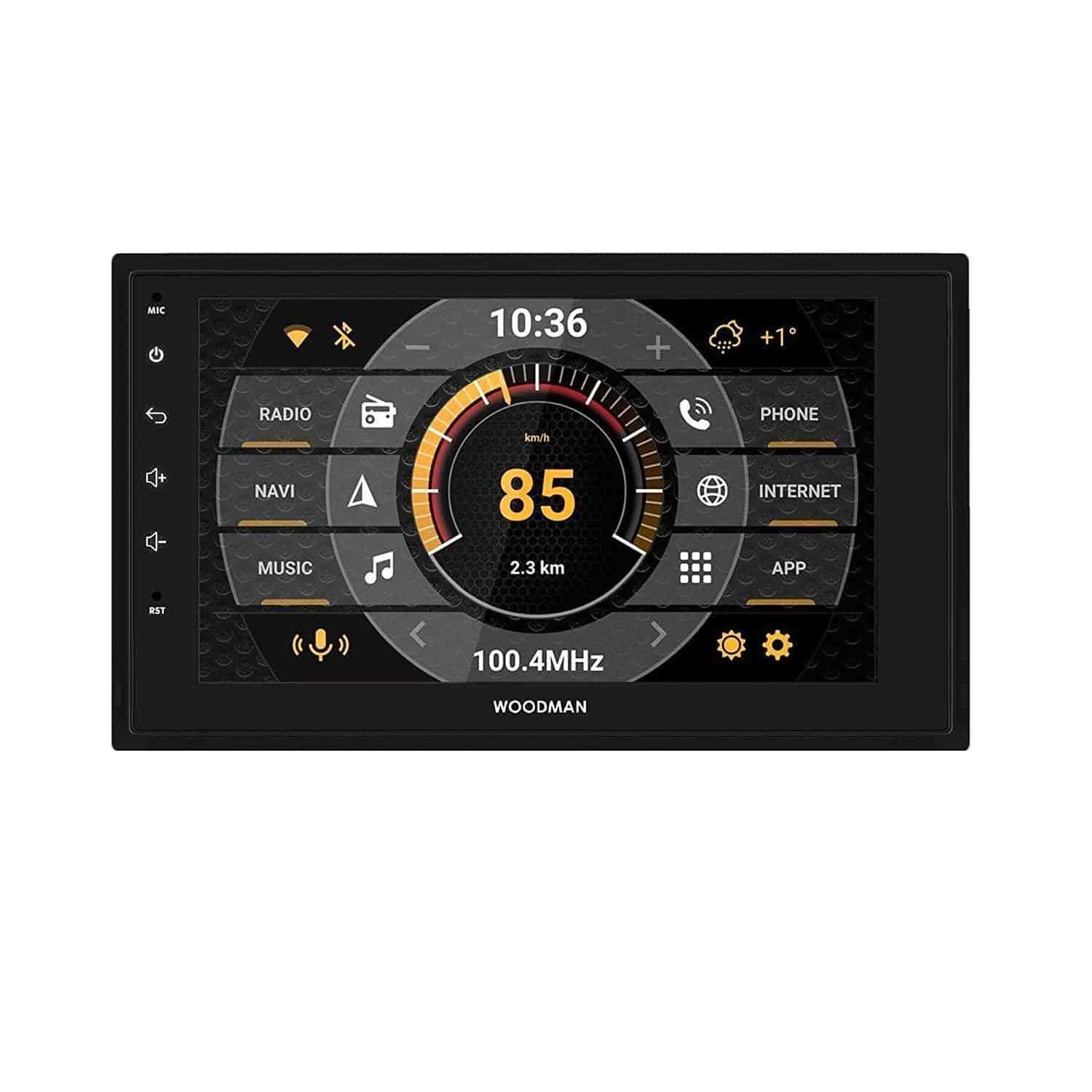 top car stereos in India