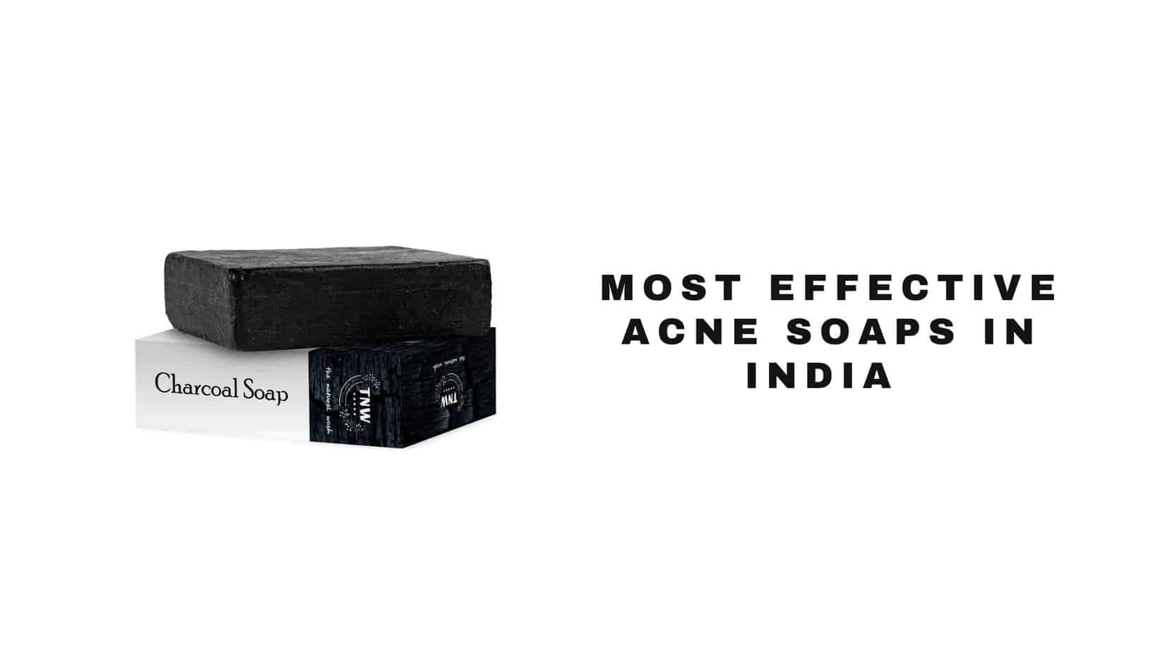 best acne soaps in india