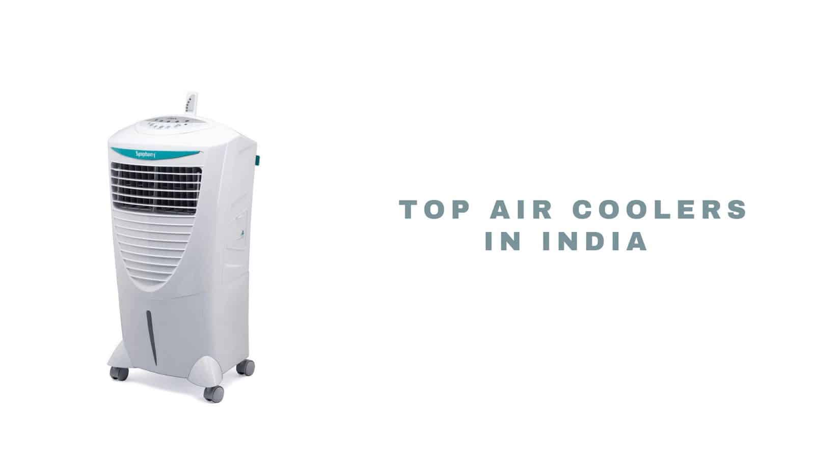 top air coolers in india