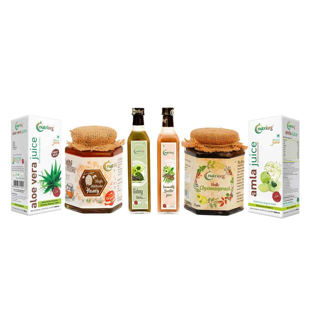 best organic products in India