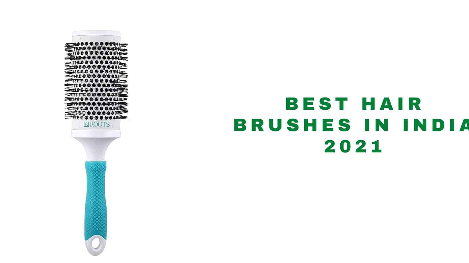 top hairbrushes in India