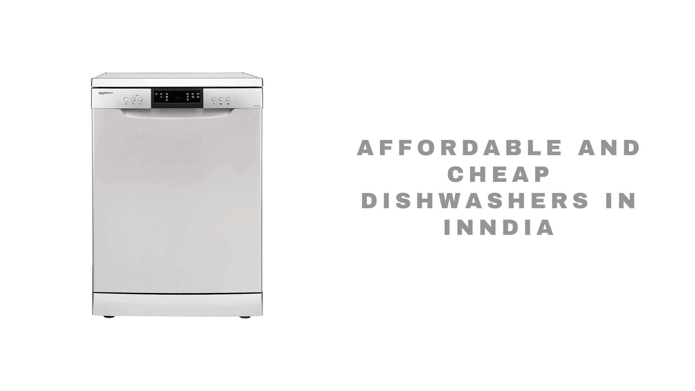 cheap dishwashers in india